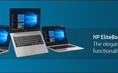 """HP EliteBook – Your partner in """"Elegance"""""""